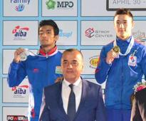 Shiva Thapa Settles for Silver at Asian Boxing Championships
