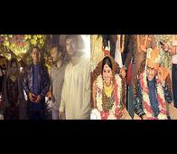 Unseen wedding pictures of Mahendra Singh Dhoni and Sakshi Dhoni