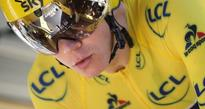 Tour de France: Chris Froome retains lead after individual time trial