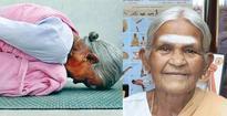 Padma awardee Nanammal- A yoga expert at the age of 99
