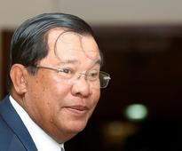 Cambodia's Hun Sen says he and Trump object to 'anarchic' media