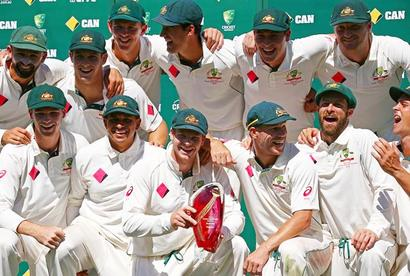 PHOTOS: Australia romp to emphatic win for series sweep