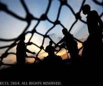 Sri Lankan naval agencies detain three Indian fishermen