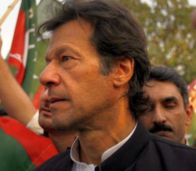 Imran Khan denies reports of third marriage