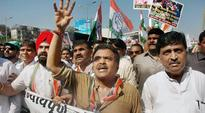 Congress, NCP stage protest in Maharashtra, normal life unaffected
