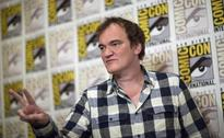 Tarantino feted with Hollywood star