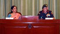 Nirmala Sitharaman says integration of the armed forces is Centre's top priority