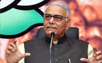 People of Kashmir respect Vajpayee, says Yashwant Sinha