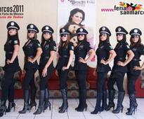 Female police officers issue complaints after undergoing 'attractiveness inspections' in Mexico