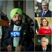 Innovation Minister Bains most lobbied minister in Trudeau cabinet