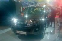 Auto Expo 2016: Isuzu D-Max V-Cross makes inroads into India