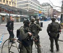 Norway police to carry weapons at Oslo airport and main cities after Stockholm attack