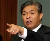 Zahid hits out at those opposing OSA plan