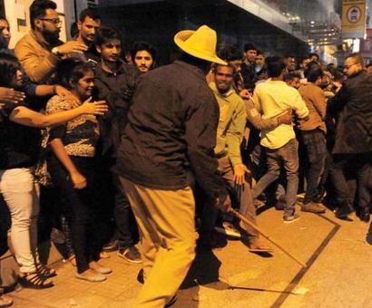 No evidence of mass molestation, says Bengaluru police chief