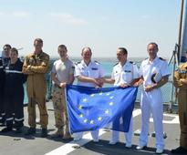 ICS Welcomes Deployment of Military Forces in Western Indian Ocean