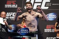 Canadian lightweights Mitch Clarke, John Makdessi added to July UFC card in Vegas