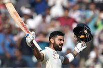 Virat Kohli shows the way as India take control of Wankhede Test vs England