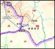 China releases map to prove alleged trespassing by Indian troops in Sikkim's Donglong