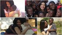 WATCH video: Highlights of Priyanka Chopra's visit to South Africa as UNICEF Goodwill Ambassador!