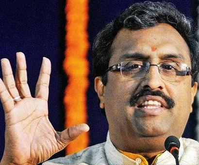 Can't test people's patriotism every day, says BJP's Ram Madhav