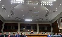 Elaine Chao testifies during confirmation hearing for transportation chief