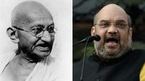 As long as India remains India, Mahatma Gandhi will always trend: Twitter responds to Amit Shah's statement