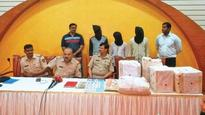 Four arrested for stealing antique coins from SoBo shop