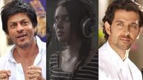 Shah Rukh, Hrithik sing praises of Shekhar Kapur's daughter Kaveri's debut single