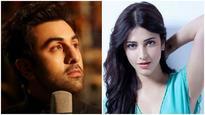 Scoop: Something's brewing between Ranbir Kapoor and Shruti Haasan