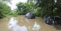 26 killed after bus washed away by flood in Pakistan