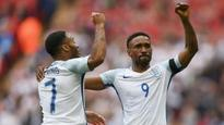 England 2 Lithuania 0: Defoe on target in routine win