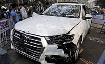 Sambia Sohrab Confesses To Driving Audi That Ran Over Air Force Corporal: Sources