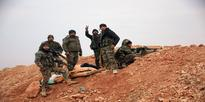 Army restores security to Hardatnin village in Aleppo northern countryside