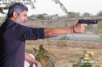 Jagapathi Babu in a powerful role in 'Surya Bhai'