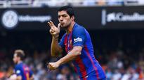 Barcelona's Luis Suarez close to finalising contract extension