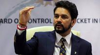 The many board battles Anurag Thakur waged, won and lost