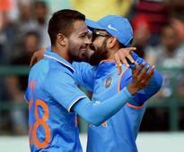 I am inspired by MS Dhoni and Virat Kohli's batting, says Hardik Pandya