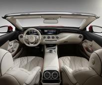 Mercedes Maybach S650, a luxurious and really limited convertible supercar