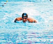 Rayna shatters 100m freestyle record
