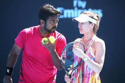 India at Oz Open: Paes in last 16, Sania knocked out in women's doubles
