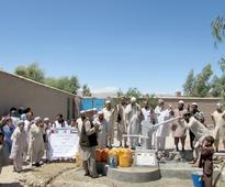 Khalifa Foundation implements drinking water project in Afghanistan