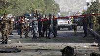 Afghan lawmaker among 3 killed in Kabul bomb attack