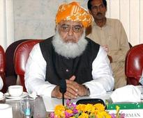 No decision yet on joining new government: JUI-F chief
