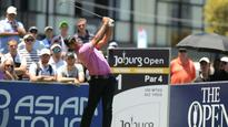 Golf | Joburg Open: India's Shubhankar Sharma on course for maiden European Tour victory