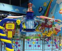 New indoor amusement park to open on May 5