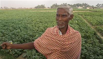 Officials begin survey of land in Singur