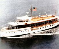 U.S. Judge Says Ex-Presidential Yacht Can Be Sold for $0 to Foreign Investors