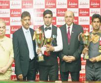 Babar annexes Ranking Snooker title