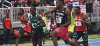SKN edged out for OECS Track and Field championship title