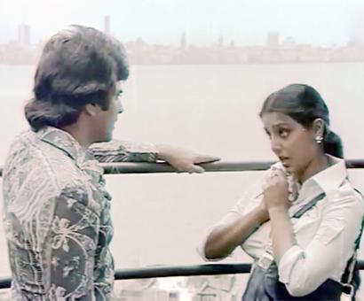 When Jeetendra and Neetu Singh played ghar-ghar!